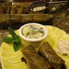 My Favorite Dolmas