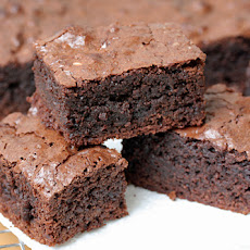 Baked Brownie Recipe (with Altoids)
