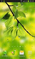 Screenshot of Rain PRO live wallpaper