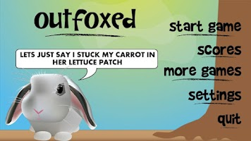 Screenshot of Outfoxed! Quick n' Casual Game