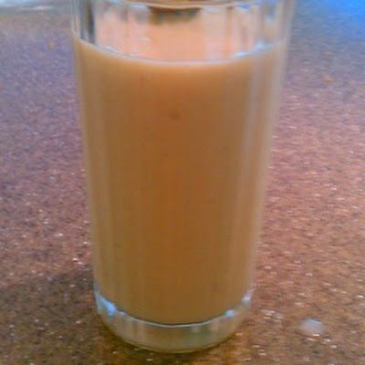 Bapple Cinnamon Smoothie