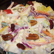 Mom's Coleslaw Dressing