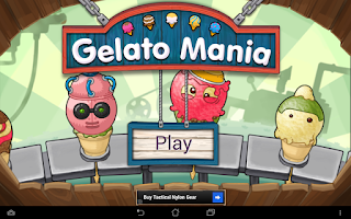 Screenshot of Gelato Mania