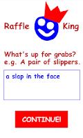 Screenshot of Raffle King