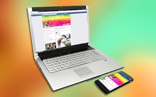 Screenshot of Pride Rainbow Camouflage