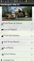 Screenshot of Worthing Hills Country Club