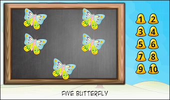 Screenshot of Kids Learn Number 123 Fun Free