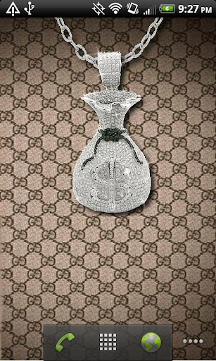 Diamond Chain Live Wallpaper