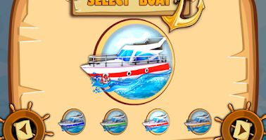 Screenshot of 3D Boat Parking Ship simulator