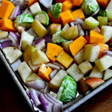 Warm Autumn Salad