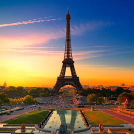 paris by Dewi Rahma - Landscapes Travel