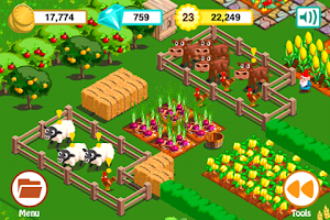Screenshot of Farm Story: Father's Day