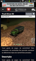 Screenshot of Jogos de Corrida de Camiões