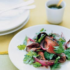Sirloin Salad with Cilantro