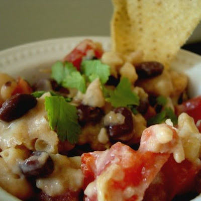 Black and White Bean Dip