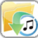 Zippyshare MP3 icon