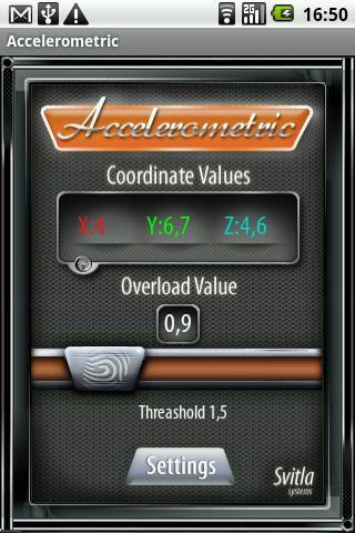 Accelerometric