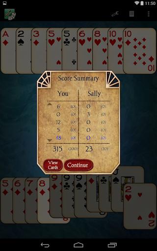 Gin Rummy - screenshot