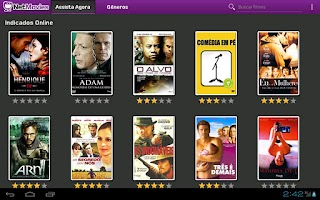 Screenshot of NetMovies