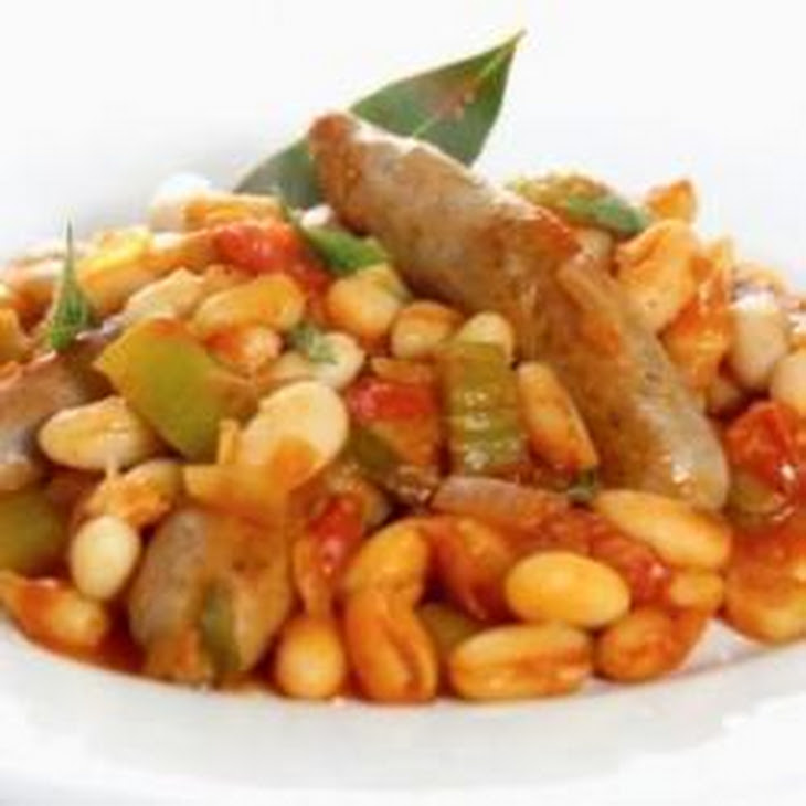 Country Italian Sausage and Bean Stew Recipe | Yummly