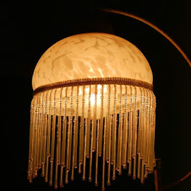 Lamp by Anjuli Shankhwar - Artistic Objects Glass ( lamp,  )