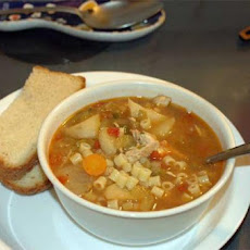 Carrabba's Spicy Sicillian Chicken Soup