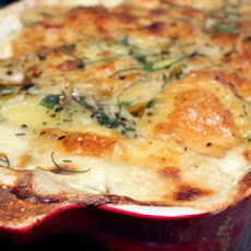 Scalloped Fennel and Potatoes