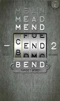 Screenshot of New Word Order