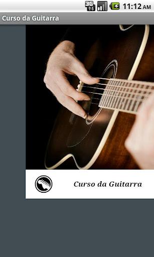 Curso da Guitarra