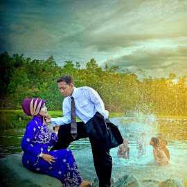 ::: Pre Wedding ::: by Syukur Dimensi Art - Wedding Other