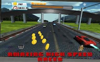 Screenshot of Extreme Car Traffic Racing 3D