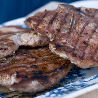 Five-Spice Pork Chops
