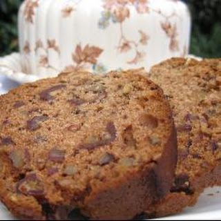 Date Loaf Gluten Free Recipes