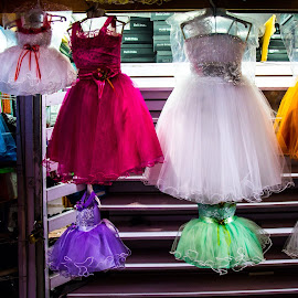 Dresses by Mike O'Connor - Artistic Objects Clothing & Accessories ( guyana market dresses clothing )
