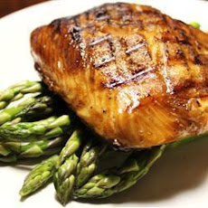 Barbecue Salmon