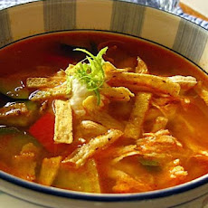 Viki's Chicken Tortilla Soup