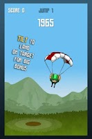 Screenshot of Skydiver Drop Zone Free