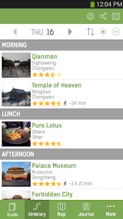 Beijing Travel Guide – mTrip - screenshot