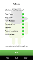 Screenshot of Find Phone now Free