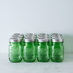 Green Ball American Heritage Collection Pint Jars (Set of 12)