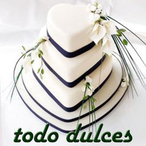 TodoDulces LOGO-APP點子