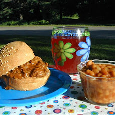 Coca Cola Sloppy Joes