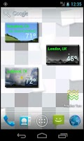 Screenshot of Weather Tunnel - Your Climate