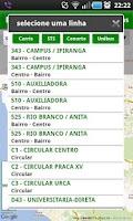 Screenshot of PortoBus - Porto Alegre (OLD)