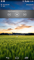Screenshot of Xperia Lockscreen