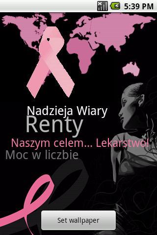 Polish - Breast Cancer App