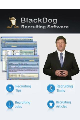 Blackdog Recruiting Software
