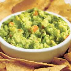 Basic Mexican Guacamole