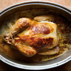 Wheat Beer Roasted Chicken Recipe