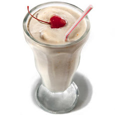 Bourbon Old Fashioned Milk Shake Recipe